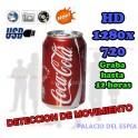 Coca-Cola Camara Espia HD