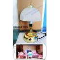 Lámpara WiFi espía